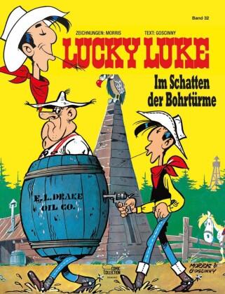 Lucky Luke - Im Schatten der Bohrtürme