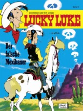 Lucky Luke - Der falsche Mexikaner Cover