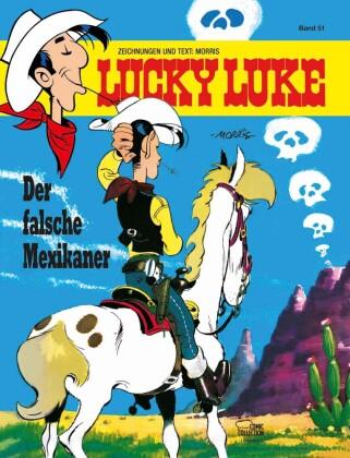 Lucky Luke - Der falsche Mexikaner