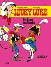 Lucky Luke - Der Kaiser von Amerika Cover