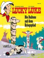 Lucky Luke - Die Daltons auf dem Kriegspfad Cover