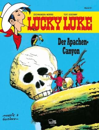 Lucky Luke - Der Apachen-Canyon