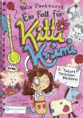 Ein Fall für Kitti Krimi - Tatort Törtchen-Bäckerei Cover