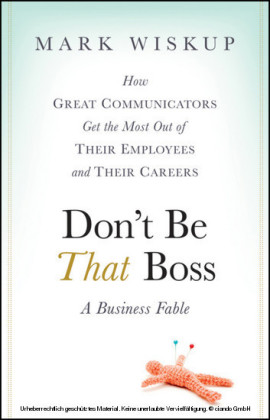 Don't Be That Boss