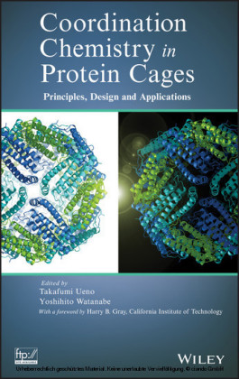 Coordination Chemistry in Protein Cages