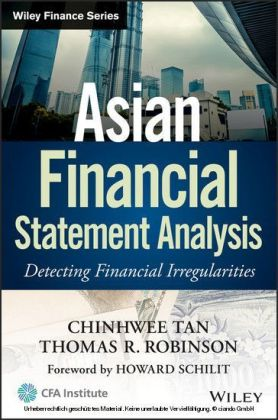 Asian Financial Statement Analysis