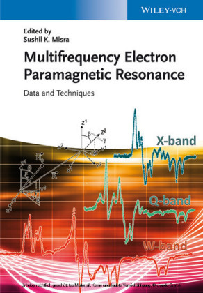 Multifrequency Electron Paramagnetic Resonance