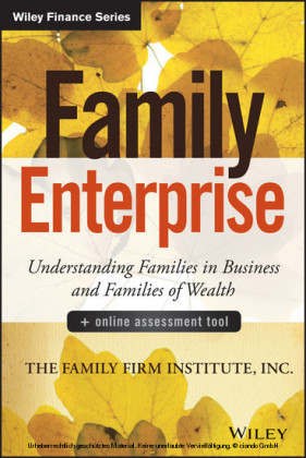Family Enterprise + Online Assessment Tool