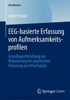 EEG-basierte Erfassung von Aufmerksamkeitsprofilen