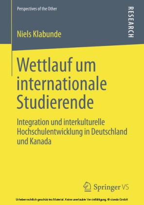 Wettlauf um internationale Studierende