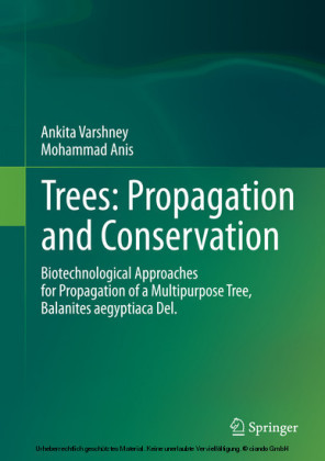 Trees: Propagation and Conservation