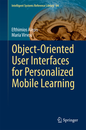 Object-Oriented User Interfaces for Personalized Mobile Learning