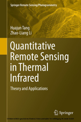 Quantitative Remote Sensing in Thermal Infrared
