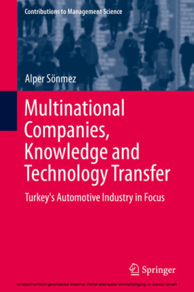 Multinational Companies, Knowledge and Technology Transfer