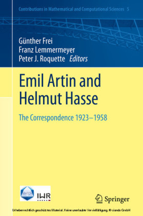 Emil Artin and Helmut Hasse