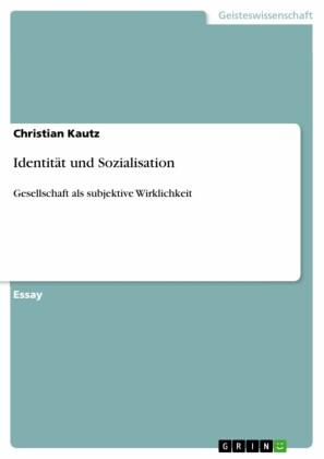 Identität und Sozialisation