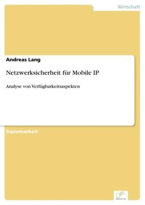Netzwerksicherheit für Mobile IP