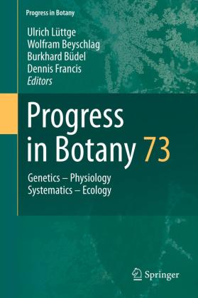 Progress in Botany Vol. 73