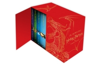 Harry Potter,The Complete Collection, 7 Vols.