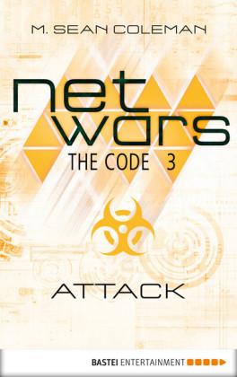 netwars - The Code 3 (English Edition)