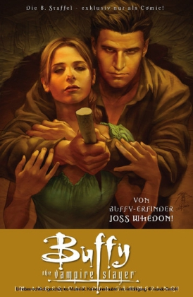 Buffy The Vampire Slayer, Staffel 8, Band 7