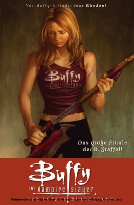 Buffy The Vampire Slayer, Staffel 8, Band 8
