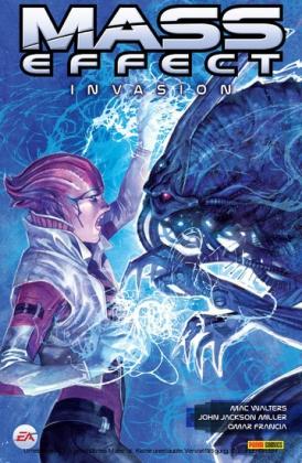 Mass Effect Band 3 - Invasion