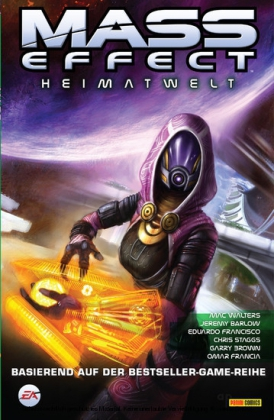 Mass Effect Band 4 - Heimatwelt