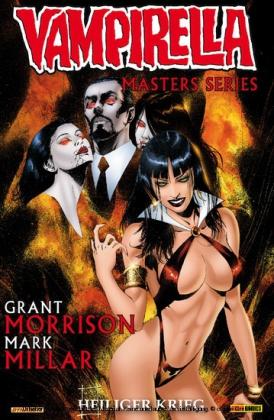 Vampirella Masters Band 1 - Heiliger Krieg