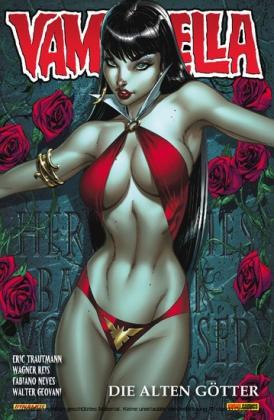 Vampirella Band 1 - Die alten Götter