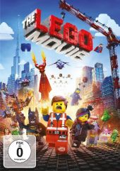 The Lego Movie, 1 DVD Cover