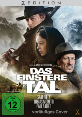 Das finstere Tal, 1 DVD Cover