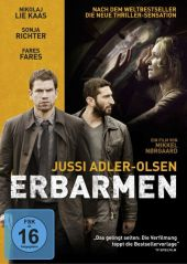 Erbarmen, 1 DVD Cover