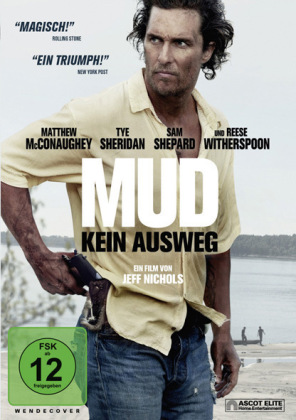 MUD - Kein Ausweg, 1 DVD