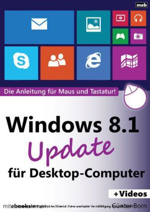 Windows 8.1 U?date für Desktop-Computer