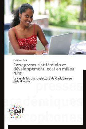 Entrepreneuriat féminin et développement local en milieu rural