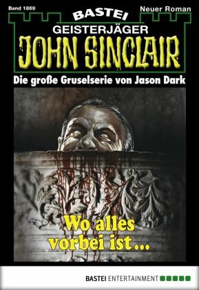 John Sinclair, Wo alles vorbei ist ...