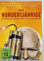 Der Hundertjährige, der aus dem Fenster stieg und verschwand, 1 DVD Cover
