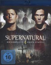 Supernatural, 4 Blu-rays