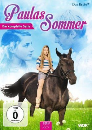 Paulas Sommer - Die komplette Serie, 2 DVDs