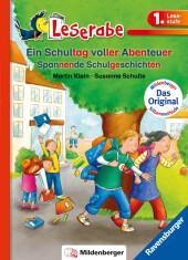 Ein Schultag voller Abenteuer Cover