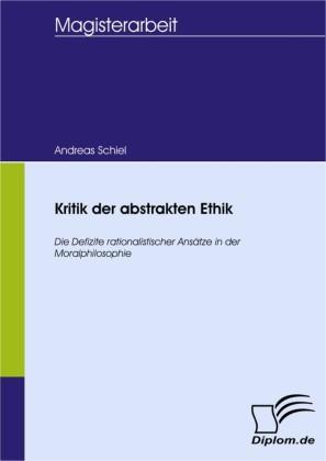 Kritik der abstrakten Ethik