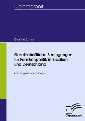 Gesellschaftliche Bedingungen für Familienpolitik in Brasilien und Deutschland