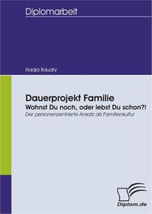 Dauerprojekt Familie: Wohnst Du noch, oder lebst Du schon?!