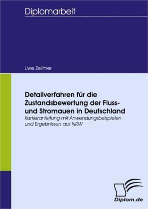 Detailverfahren für die Zustandsbewertung der Fluss- und Stromauen in Deutschland