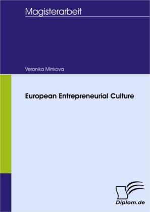 European Entrepreneurial Culture