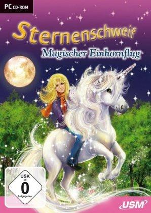Sternenschweif - Magischer Einhornflug, 1 CD-ROM