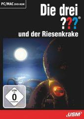 Die drei Fragezeichen und der Riesenkrake, 1 DVD-ROM