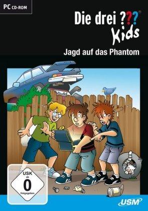 Die drei Fragezeichen Kids - Jagd auf das Phantom, CD-ROM