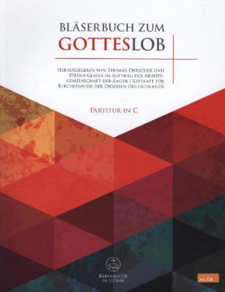 Bläserbuch zum Gotteslob (Partitur in C)